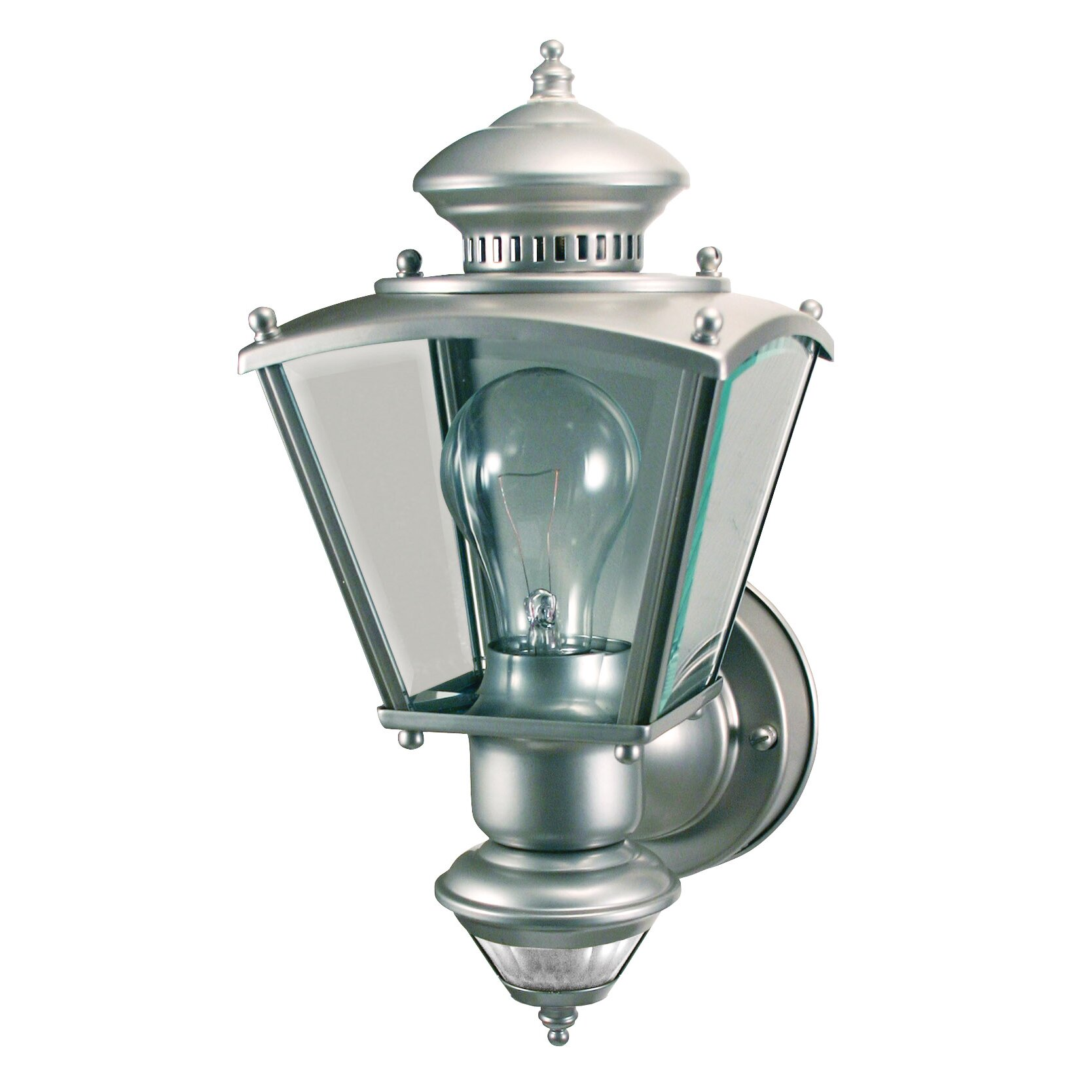 Heath Zenith Charleston Coach 1 Light Wall Lantern