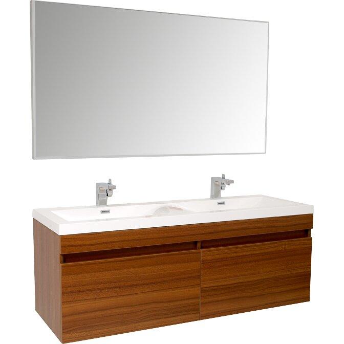 Ultra modern bathroom vanity for Ultra bathroom vanities burbank
