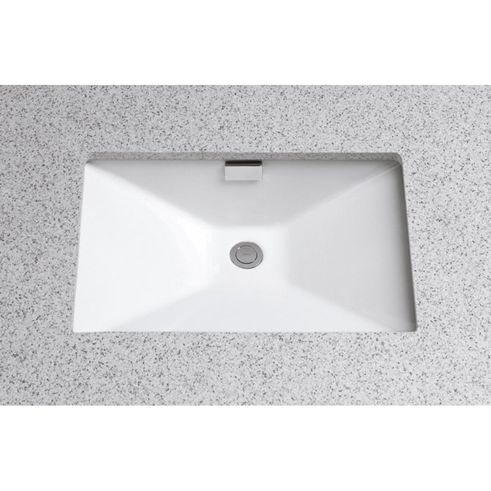 Toto Lloyd Undermount Sink & Reviews Wayfair Supply