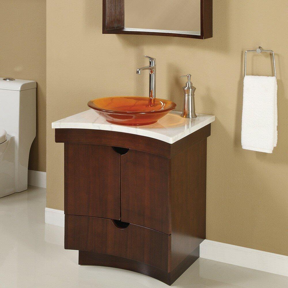 Decolav Madryn 24 Quot Single Bathroom Vanity Set Amp Reviews