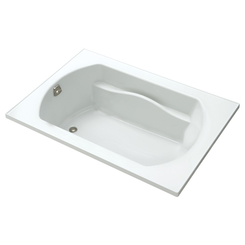 sterling by kohler lawson 60 x 42 soaking bathtub reviews