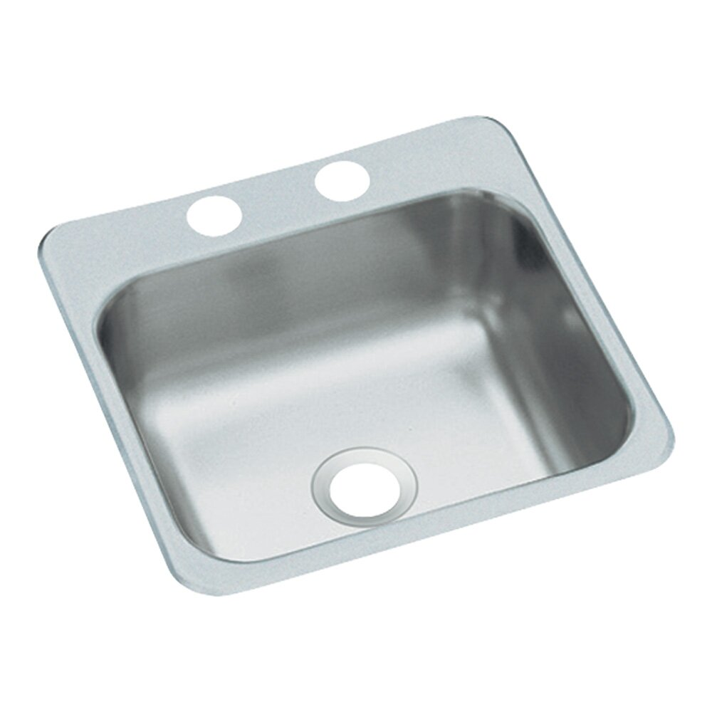 Sterling Kitchen Sink : ... Kohler 15