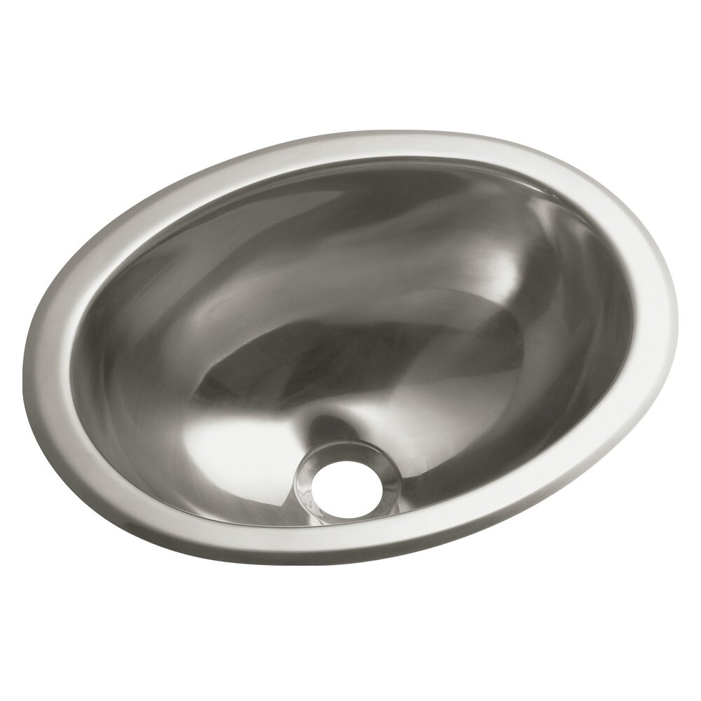 Kohler Sterling : ... Oval Undermount / Self Rimming Bathroom Sink by Sterling by Kohler