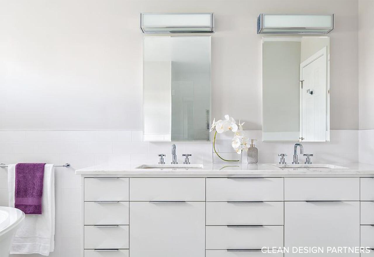 Renovate + Redecorate: Lighting + Mirrors
