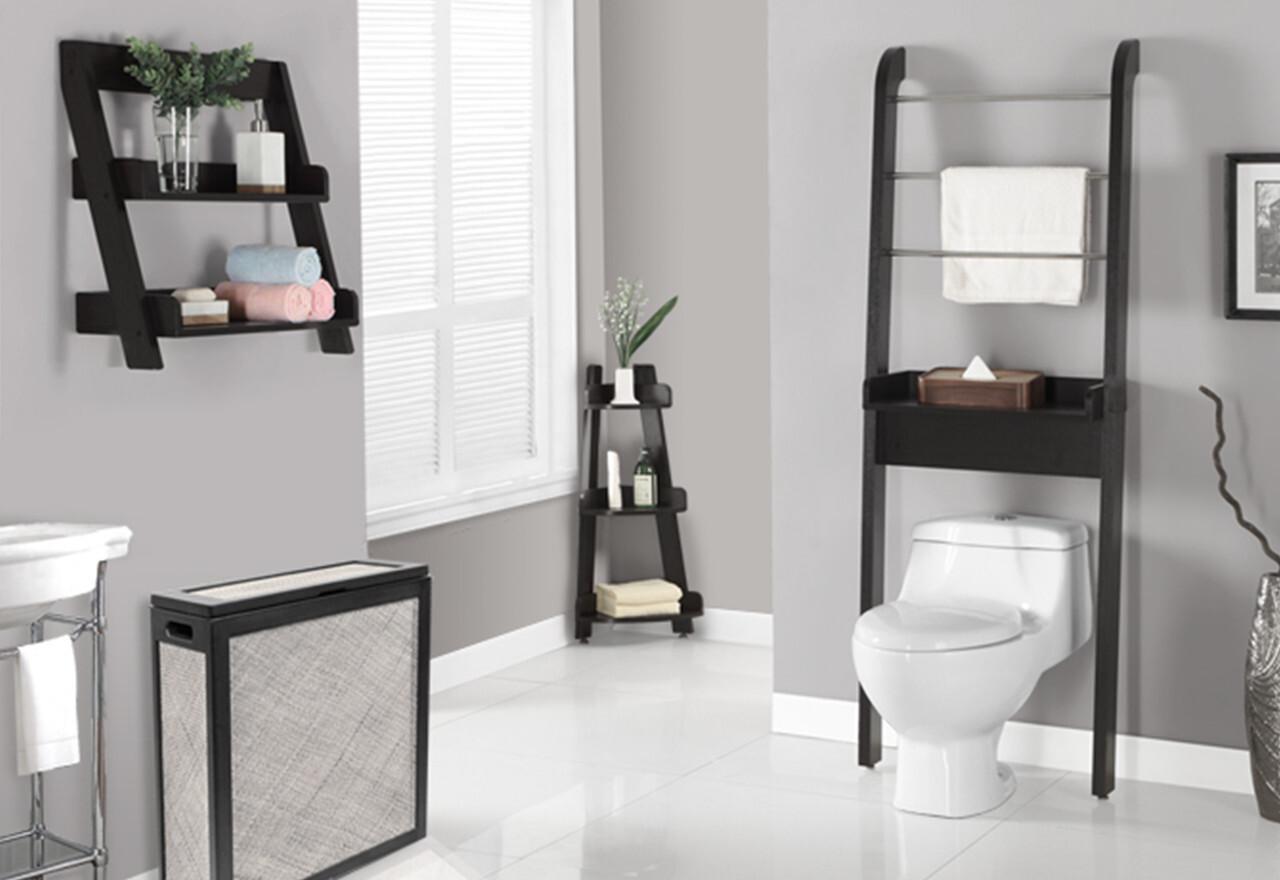 Renovate + Redecorate: Bathroom Storage