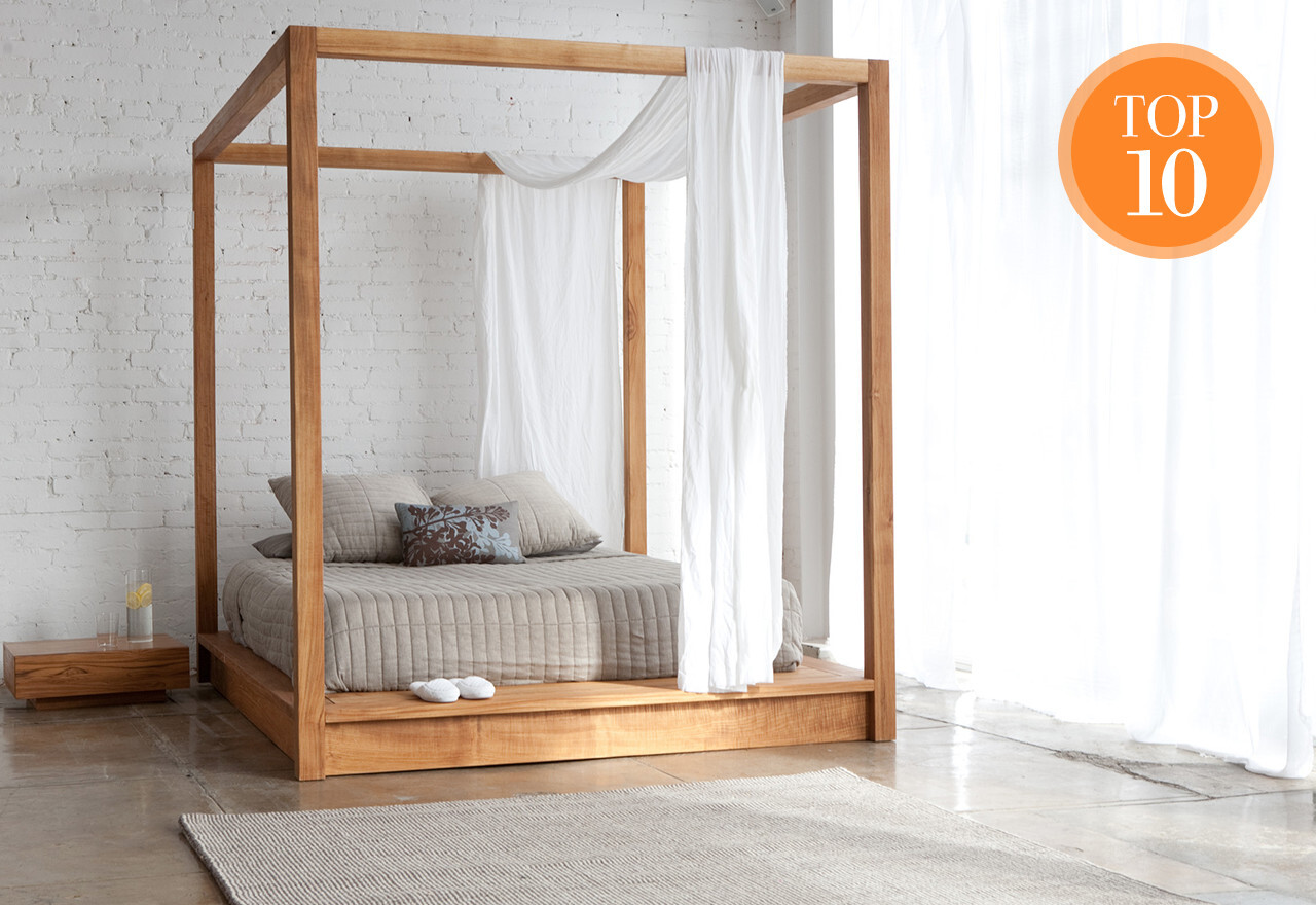 Top 10 Picks: Beautiful Beds