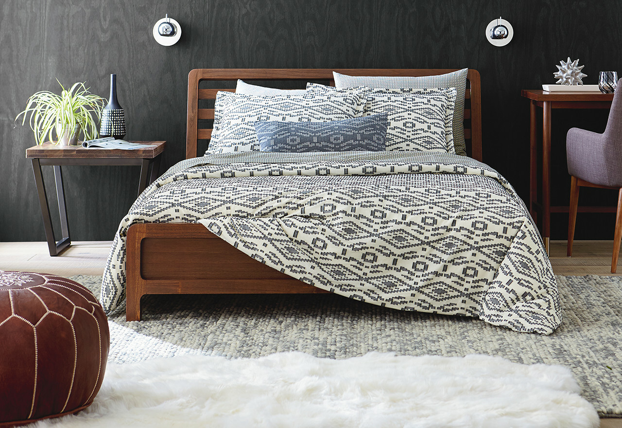 DwellStudio: Bold Bedroom Retreat