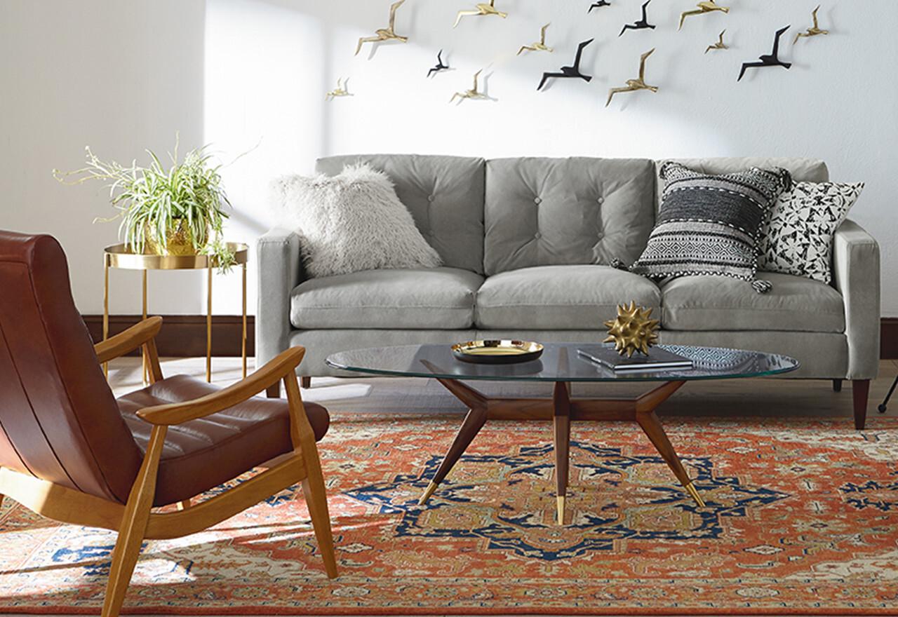 DwellStudio: Luxe Living Room