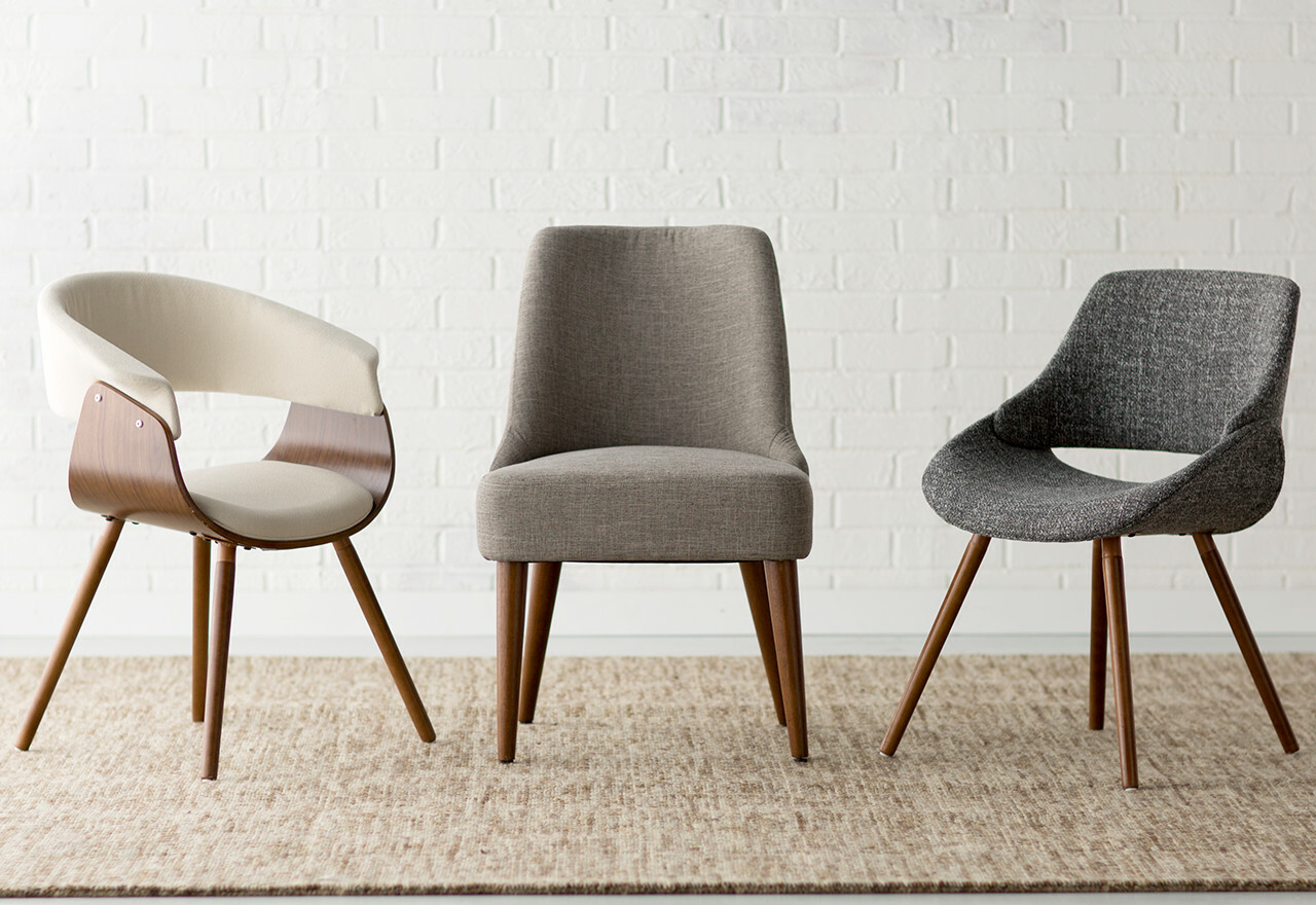 Upholstery Sale: Dining Chairs