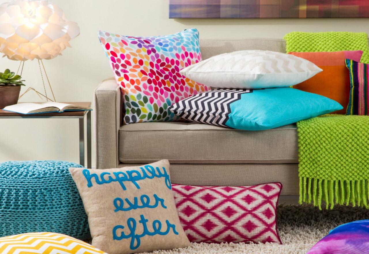 Mix + Match Pillows