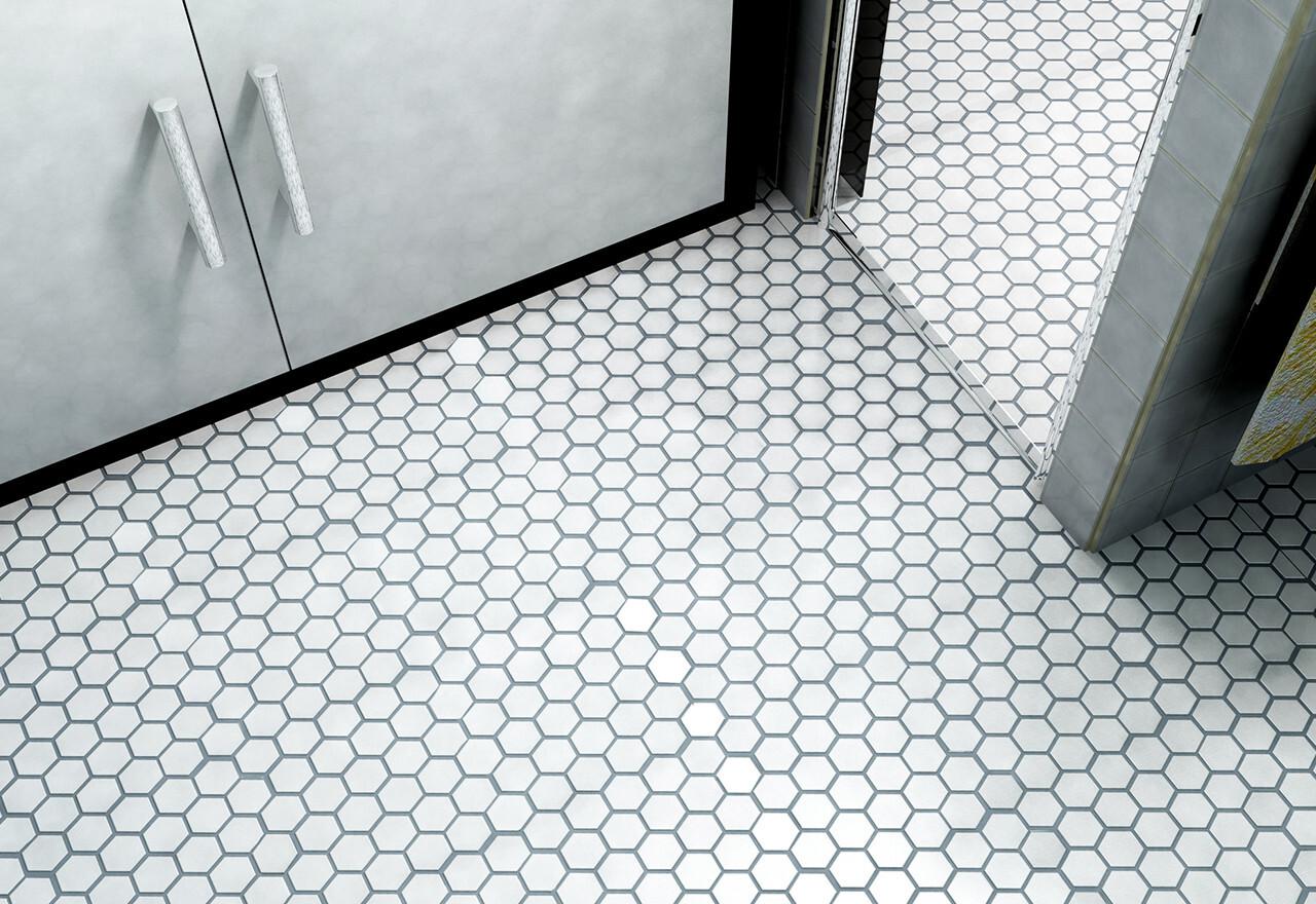Bathroom Tiles + Flooring