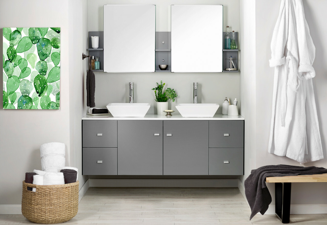 Vanities by Size