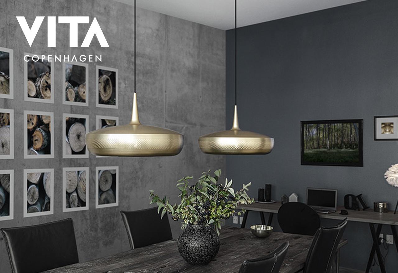 Lighting by Vita Copenhagen