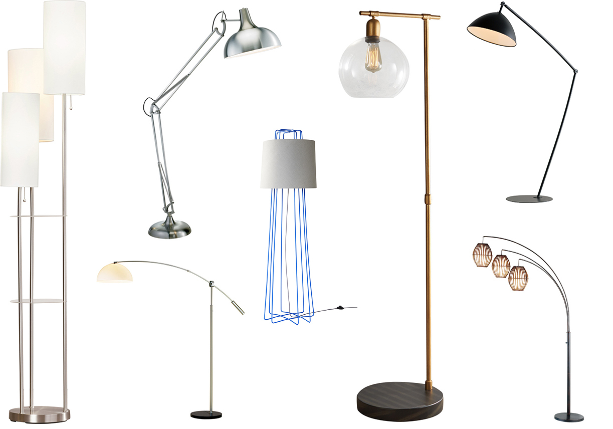 October Lighting Sale: Floor Lamps