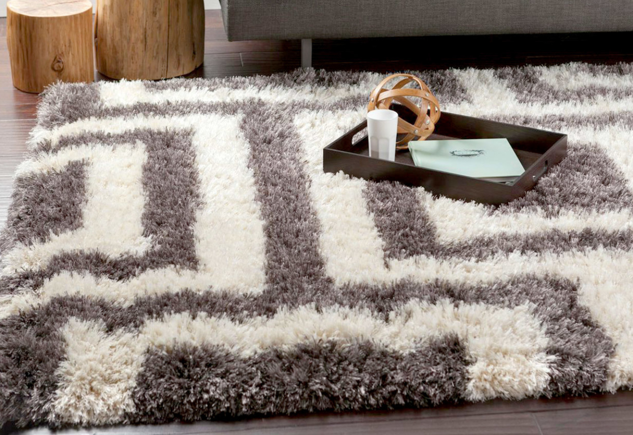 Fall for Shag Rugs
