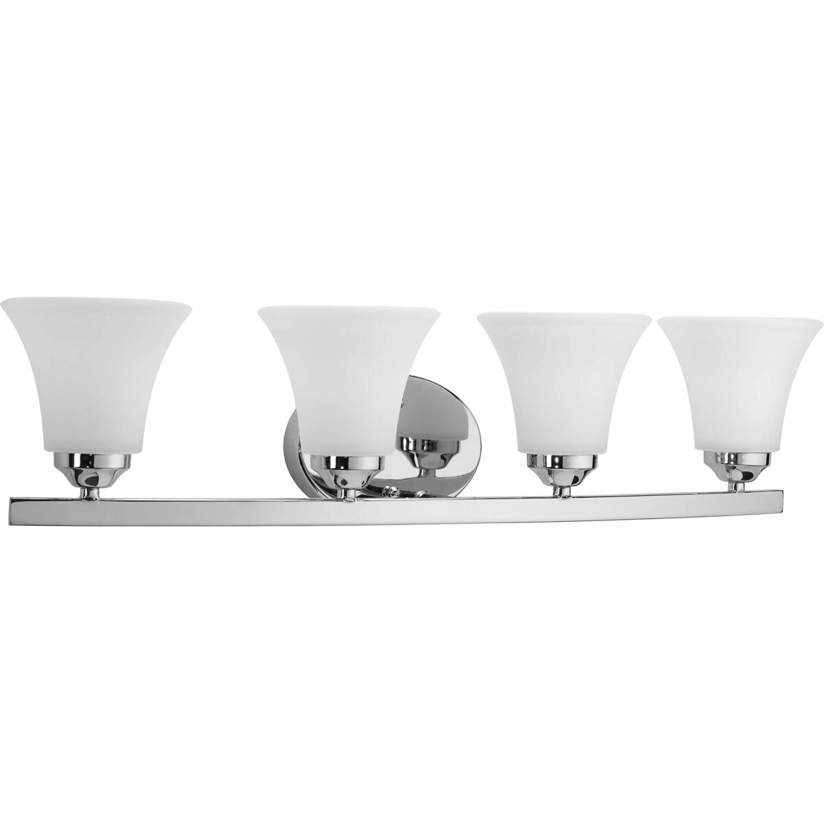 Mercury Row Wally 4 Light Vanity Light Amp Reviews Wayfair